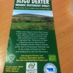 Sligo Dexter Organic Dexterbeef Direct