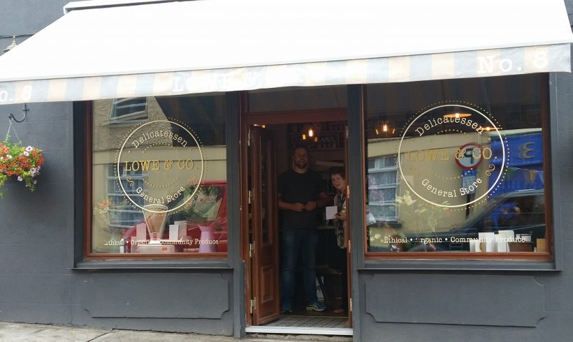 Athlone gets its first Organically Certified Shop and Cafe