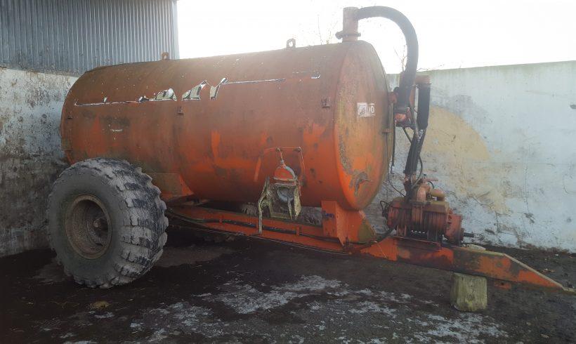 Slurry Tanker for sale