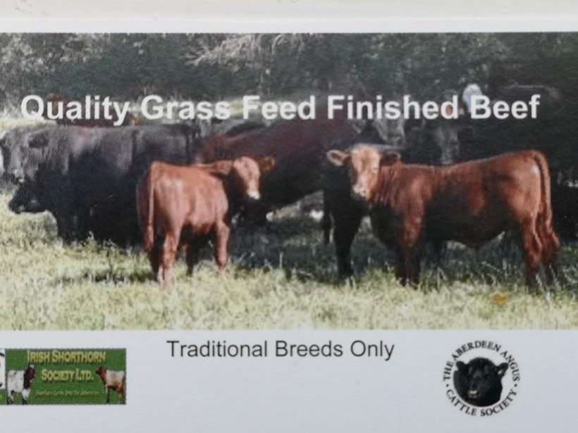 Organic Beef For Sale