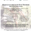 Horticulture With Eco-Tourism